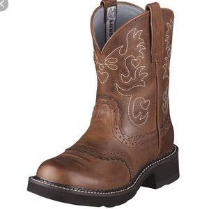 Ariat Fatbaby Saddle Boot